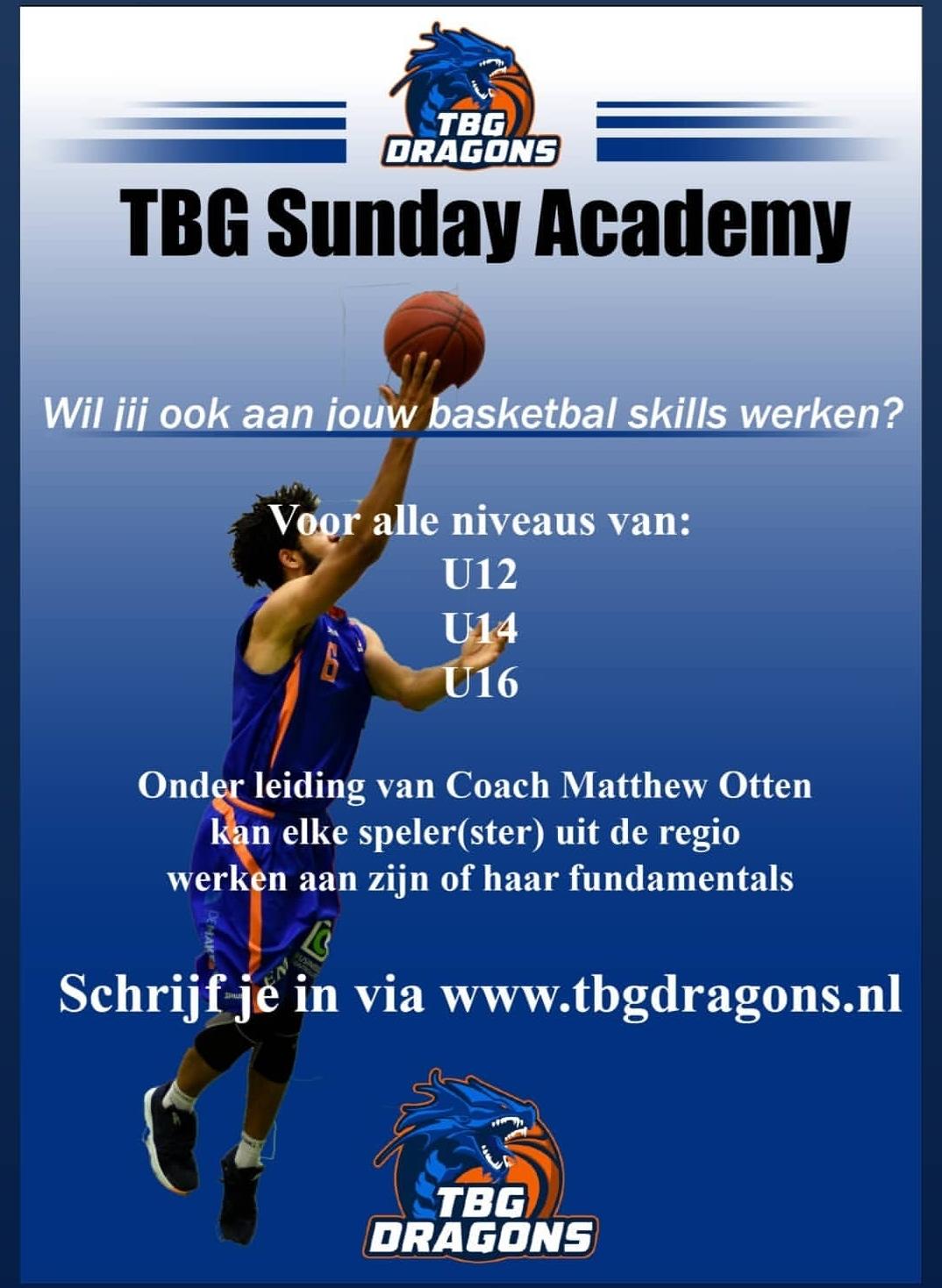 TBG Dragons Sunday Academy